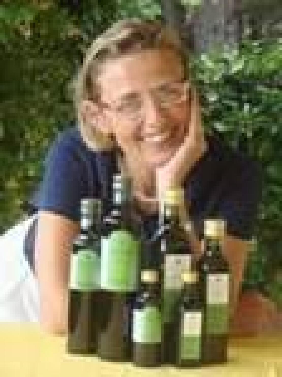 Cinzia Chiarion, la <i>pasionaria</i> dell'olio