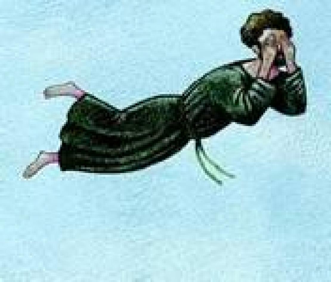 Giuseppe da Copertino, il santo dei voli guarito con l'olio