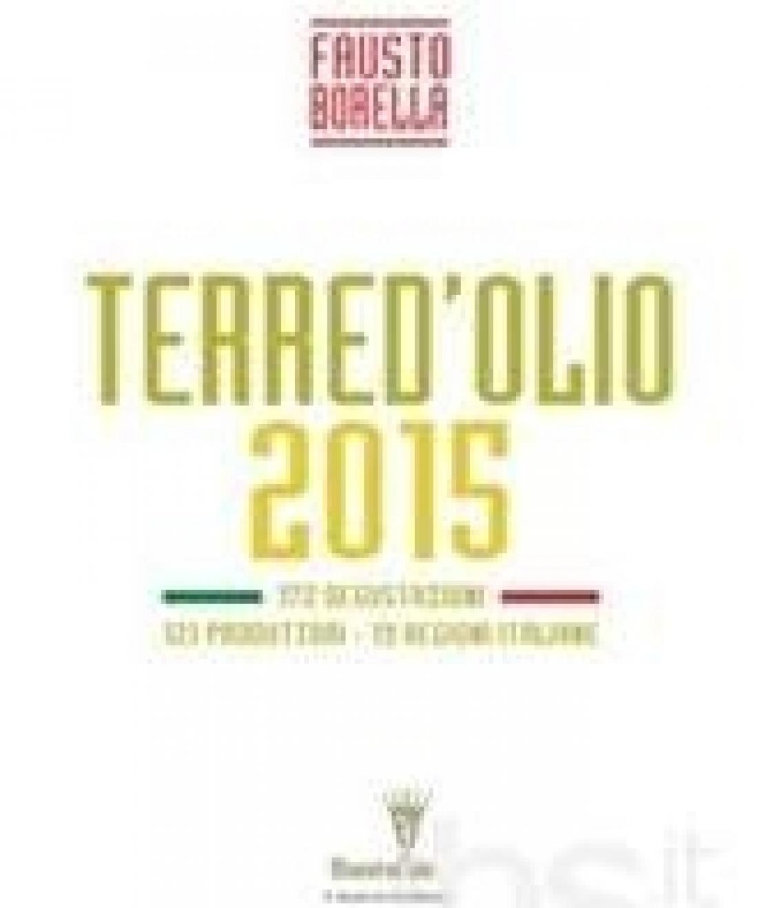 Terred'Olio 2015 non è una guida ma un diario di viaggio