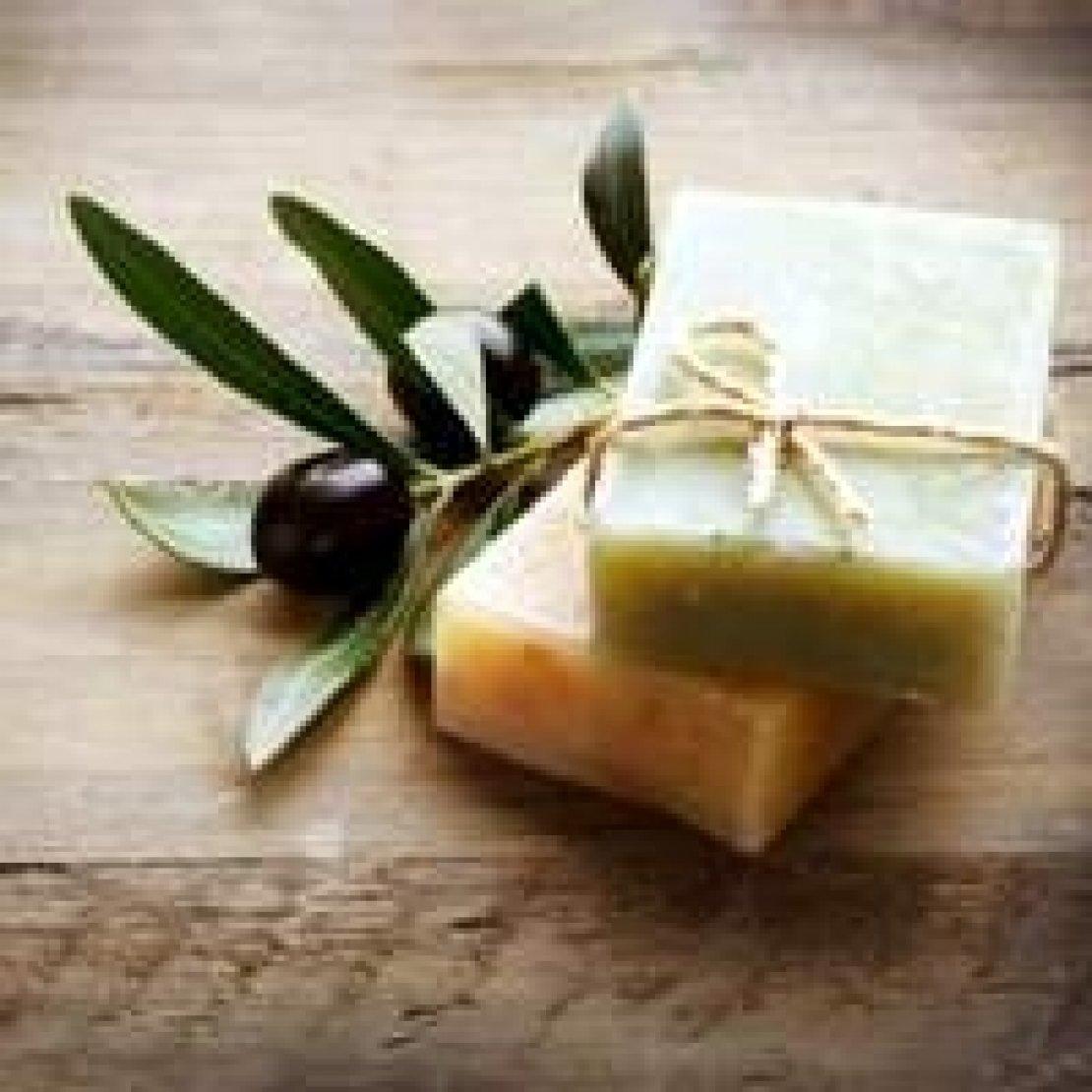 Buon olio d'oliva non mente... anche nel sapone!