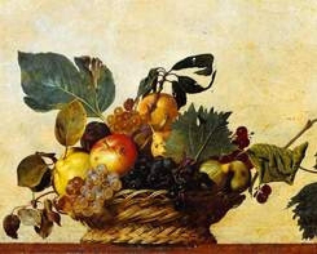Caravaggio nei vicoli della Roma e un battibecco: carciofi all'olio o al burro?