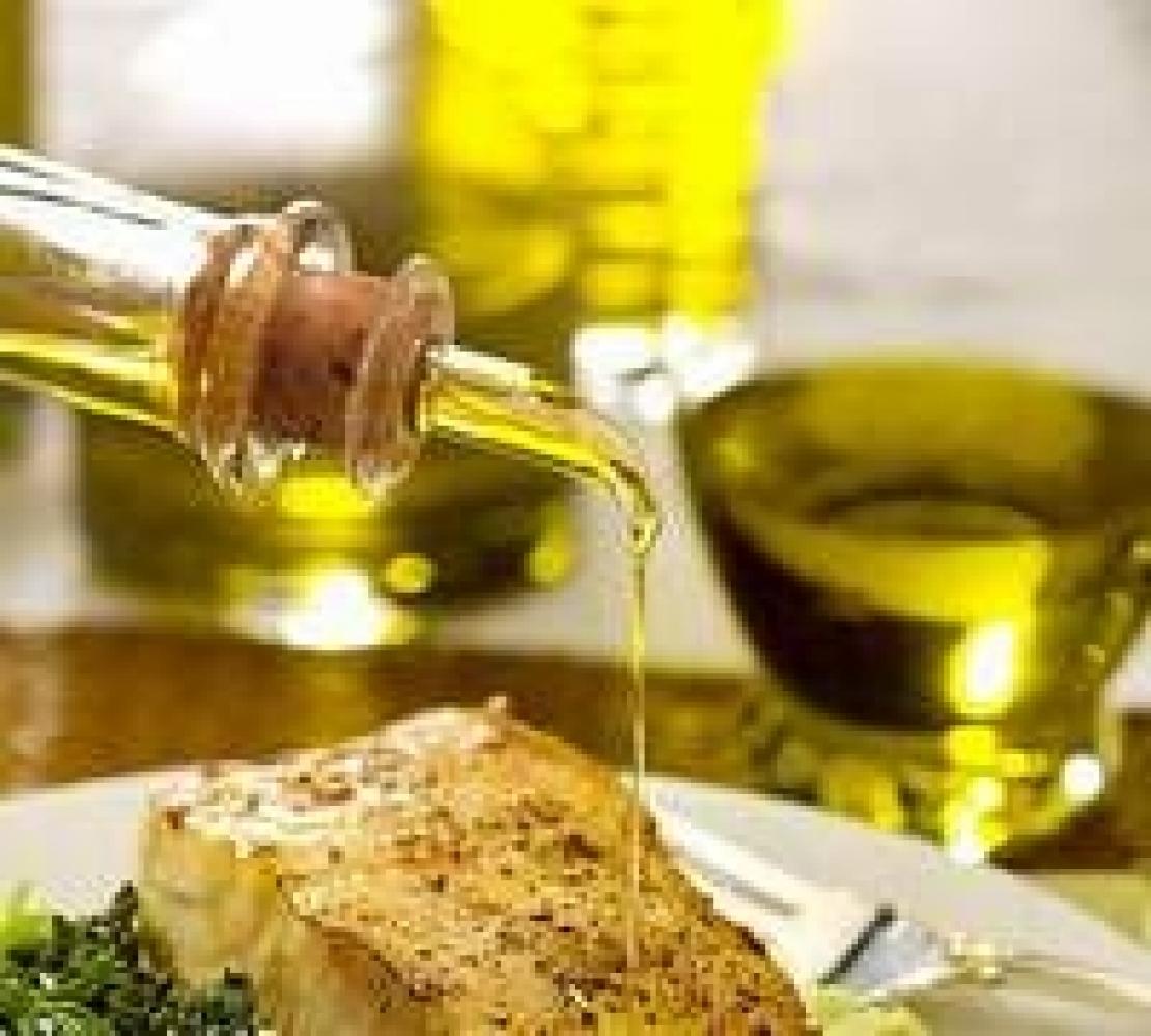 Tutti mangiano l'olio e pochi bevono il vino