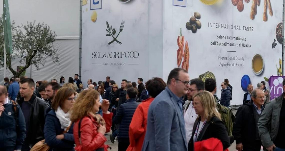Tre giorni smart per l'agroalimentare di qualità a Verona