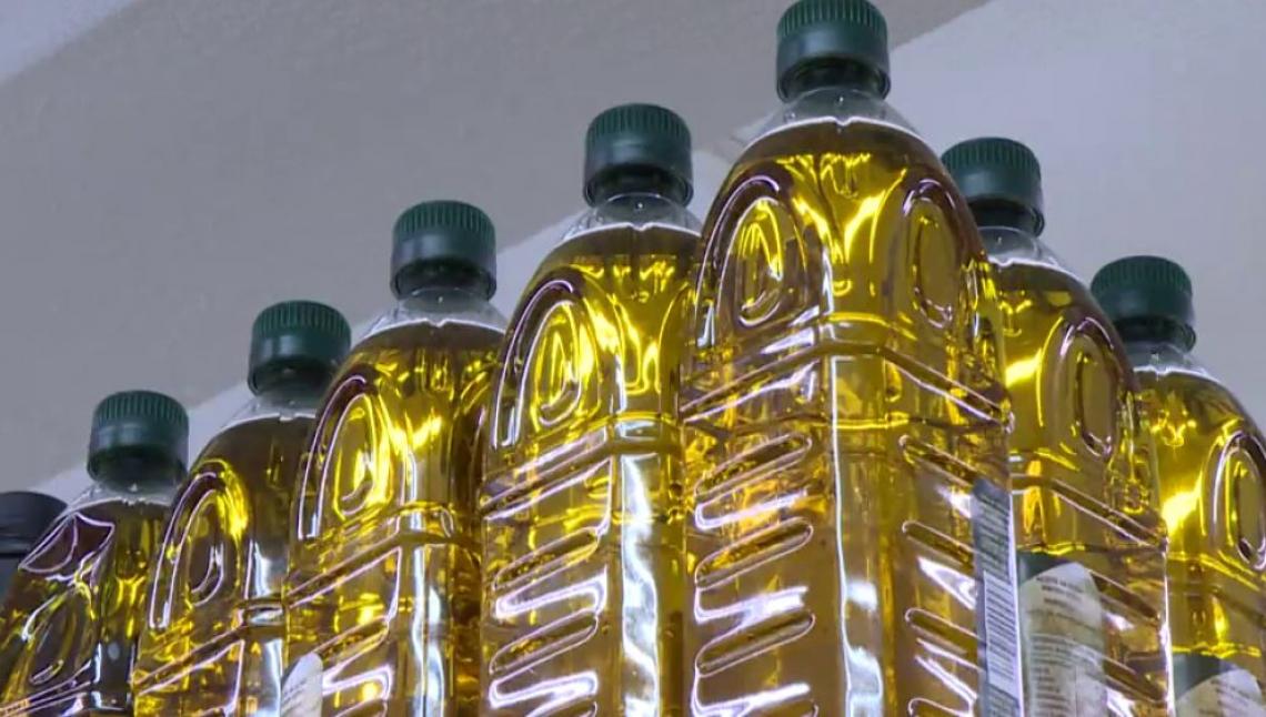 Mercato in ripresa per l'olio extra vergine d'oliva greco