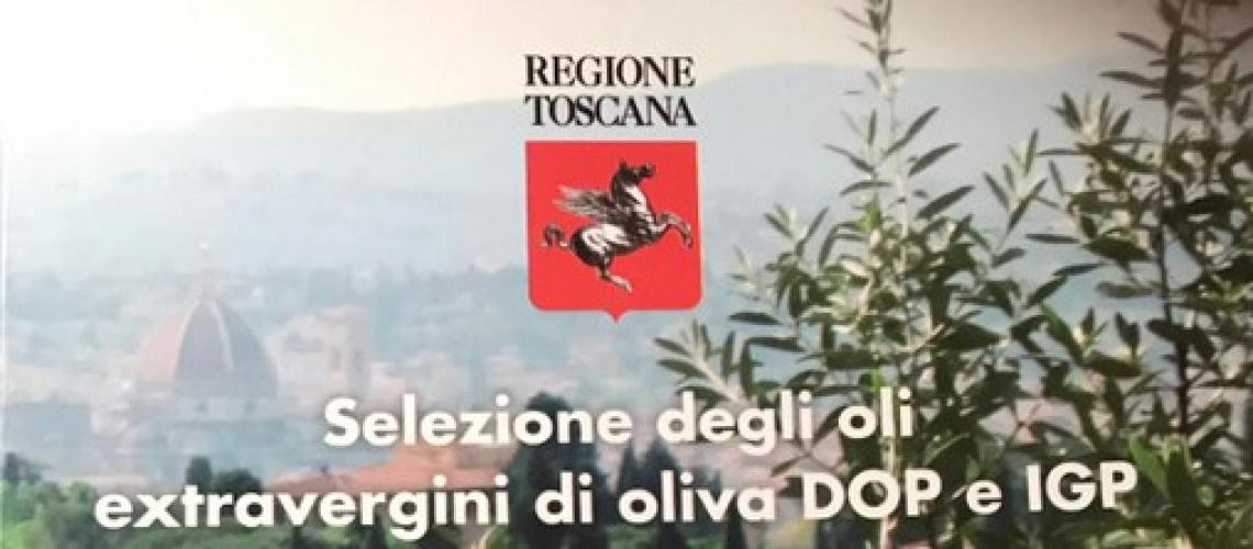 Aperte le iscrizioni alla Selezione Oli Extra Vergine di Oliva della Toscana