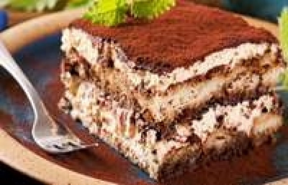 Il tiramisù: un dolce che non conosce crisi emblema del Made in Italy