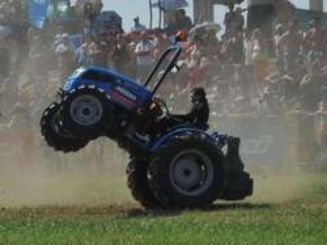 Un click day per acquistare un trattore con un contributo fino al 50%