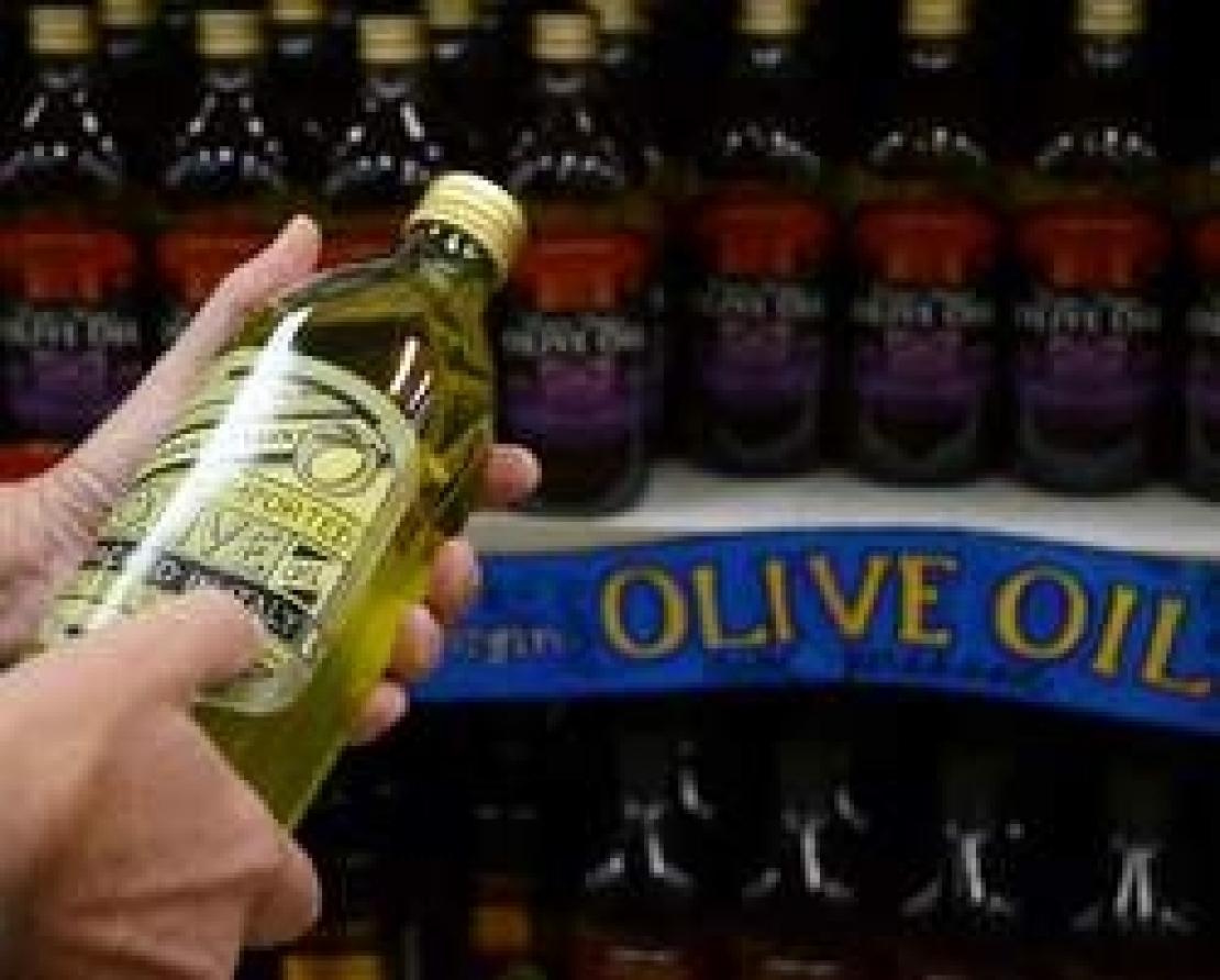 """L'olio d'oliva """"imported from Italy"""" ha i giorni contati sugli scaffali americani"""