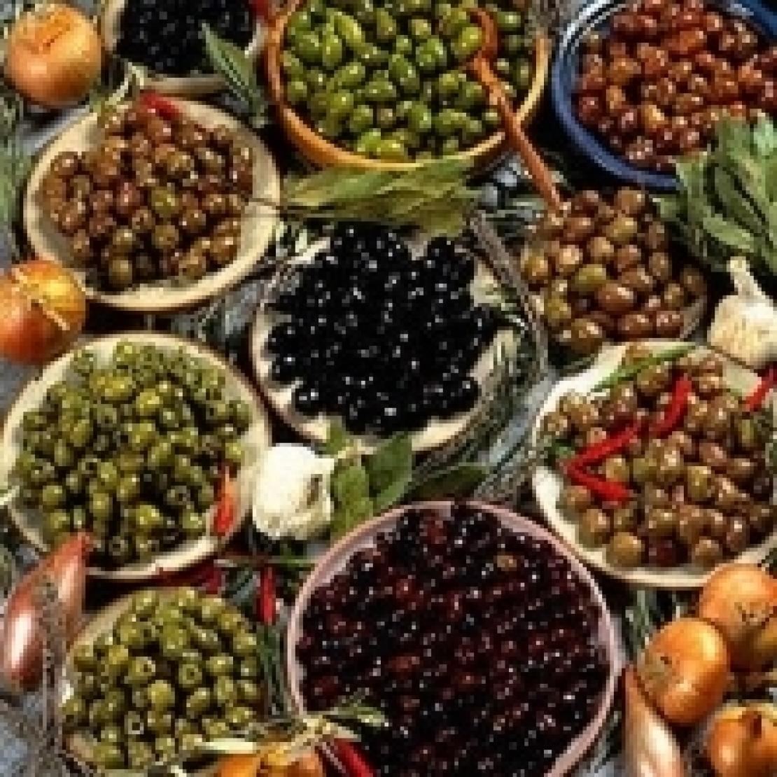 Il lupeolo contenuto nelle olive è un potente contraccettivo naturale