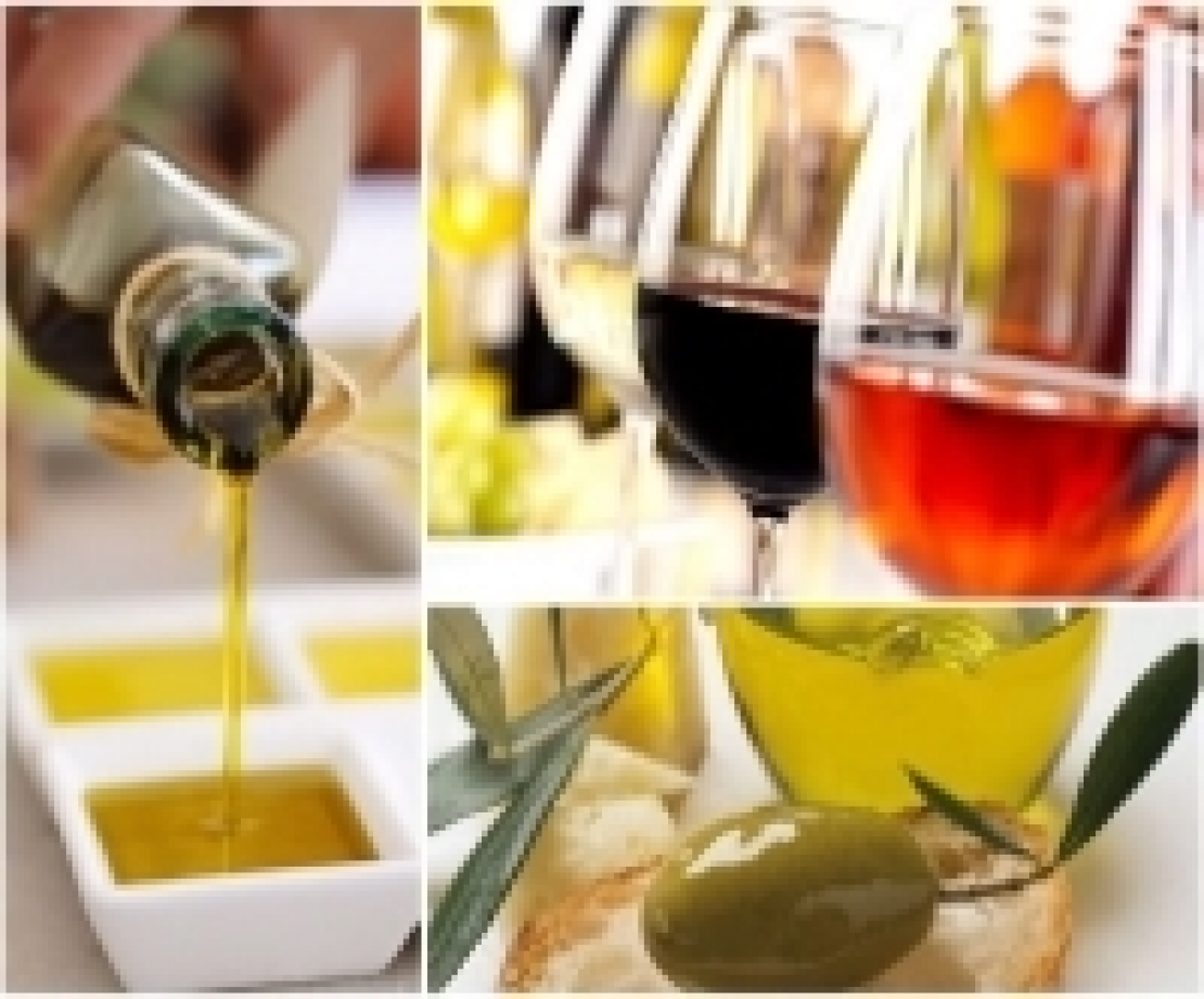 Olio d'oliva e vino, la sfida ai cambiamenti climatici non è solo colturale ma anche culturale e comunicazionale
