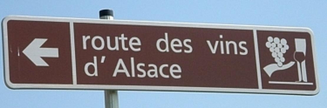 In pochi chilometri decine di terroir, è l'Alsazia dello Schlossberg e del Furstentum