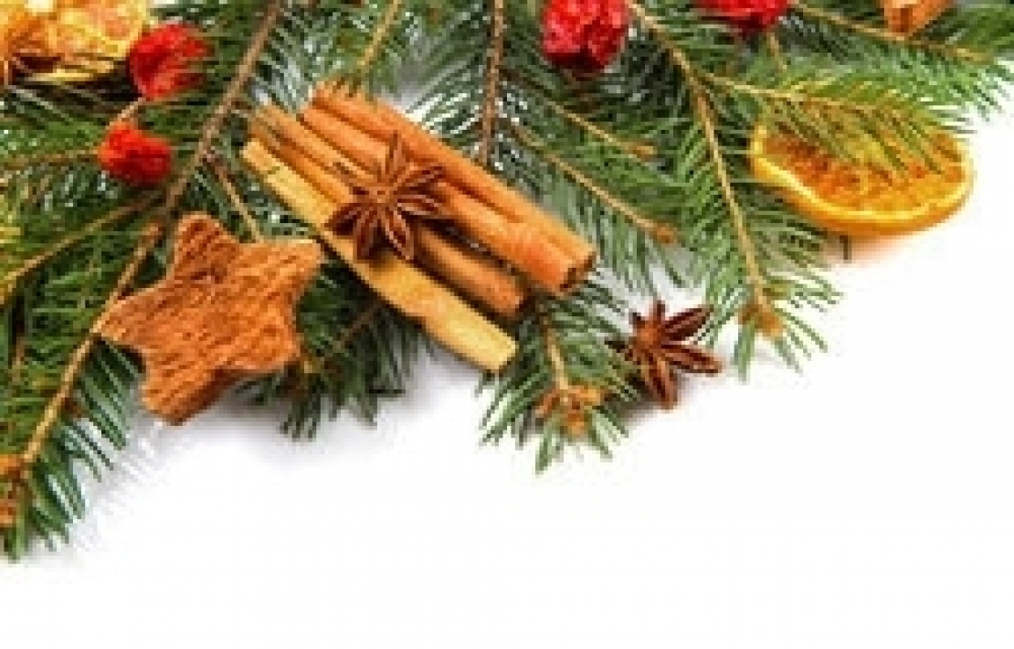 Ecco le cinque meravigliose spezie del Natale