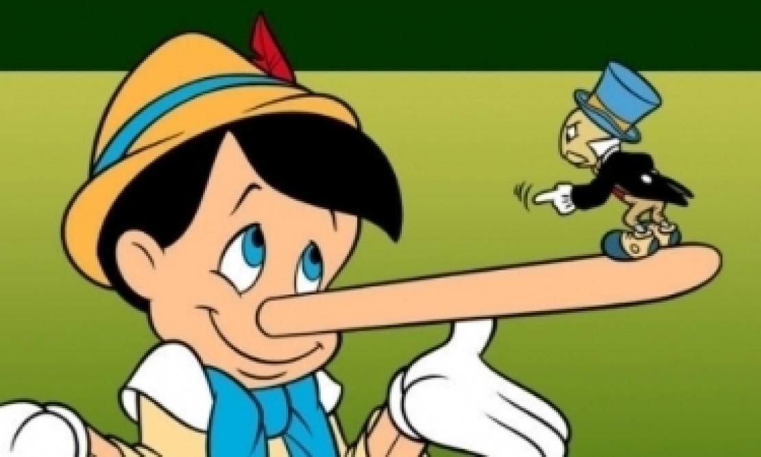Due magici mondi si incontrano: Pinocchio e l'olio extra vergine d'oliva