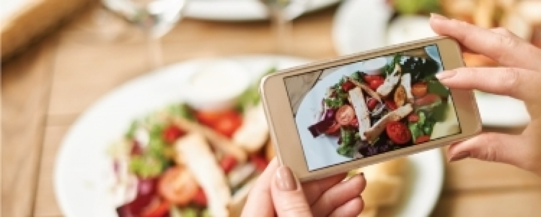 I social network cambiano il nostro rapporto col cibo