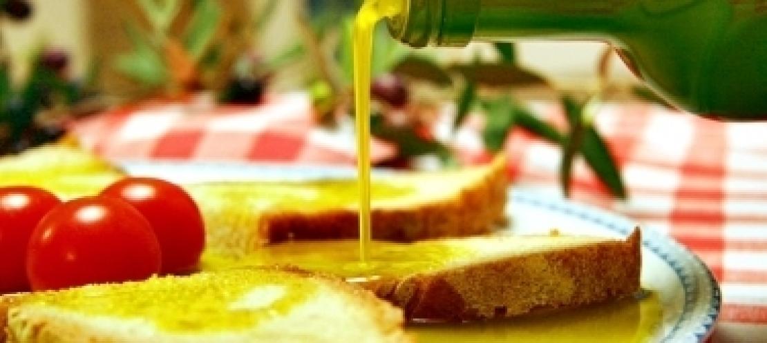 Il sogno di domani per l'olio d'oliva italiano, si parte da Tufara