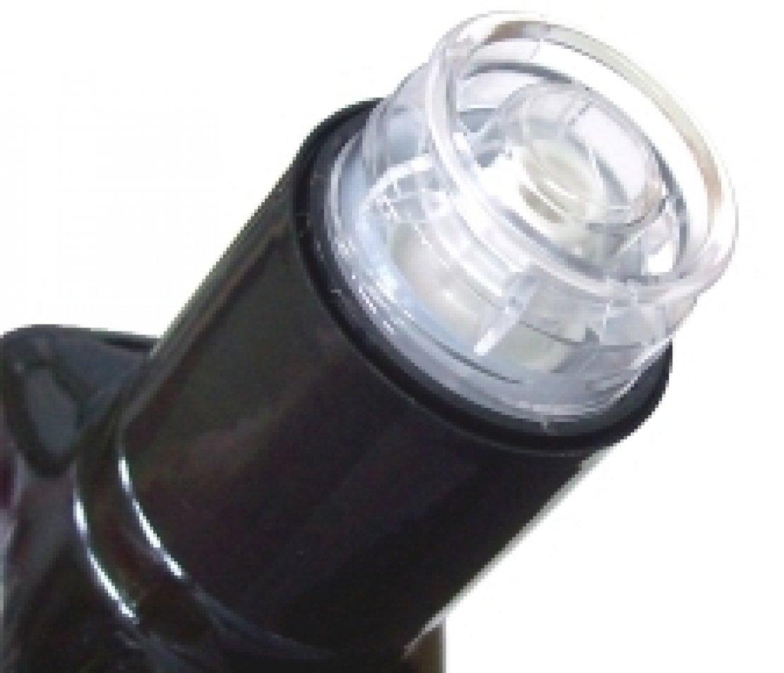 Il tappo antirabbocco per l'olio extra vergine d'oliva va vietato: è pericoloso!