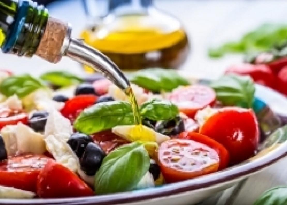 Dieta Mediterranea e olio extra vergine d'oliva, alleati contro la sindrome metabolica