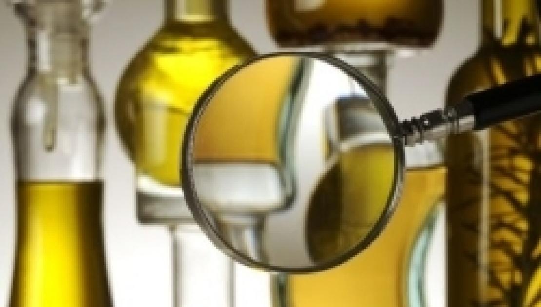 Un nuovo marcatore per l'olio deodorato: il 3-MCPD