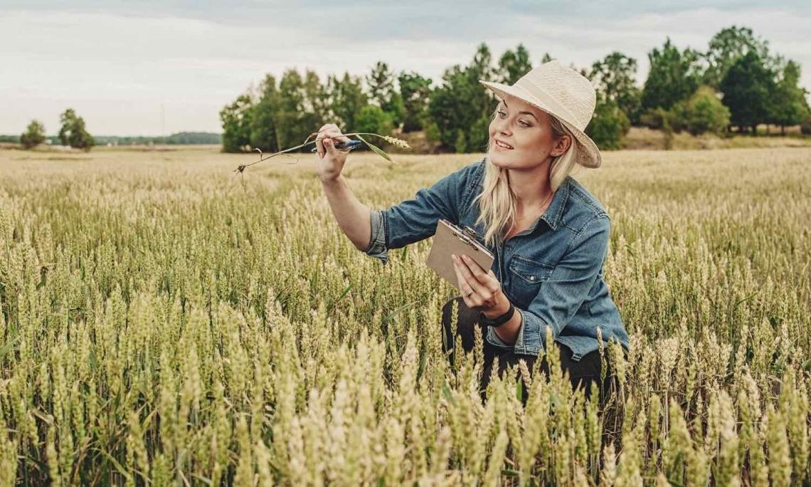 L'agricoltura non è un'attività per donne