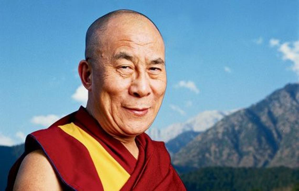 Il Dalai Lama ama l'olio extra vergine d'oliva