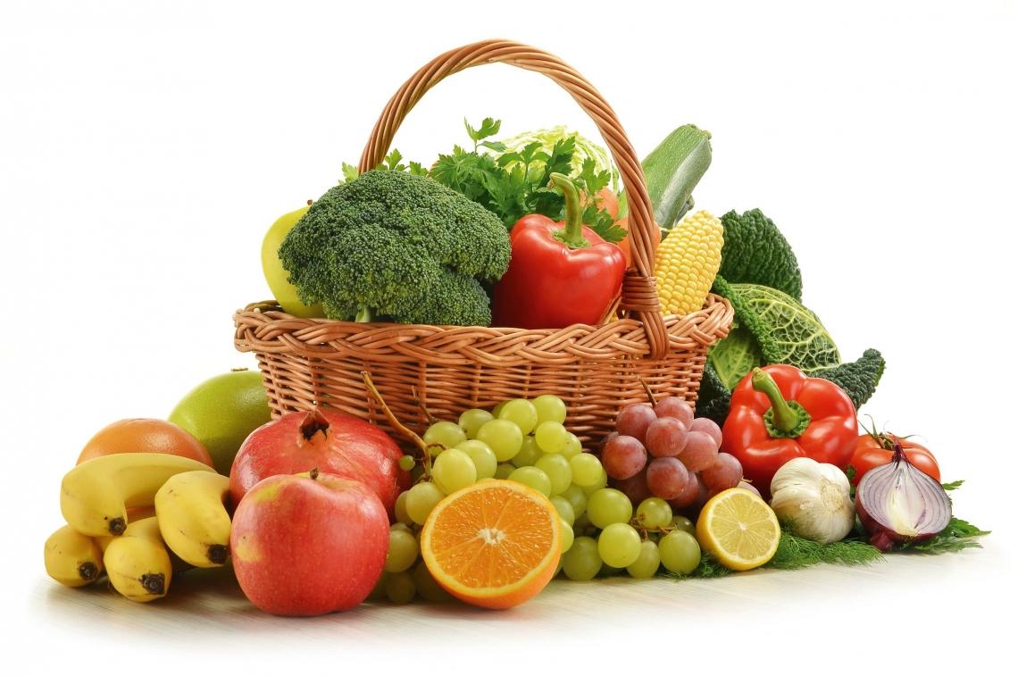 Frutta e verdura, non solo benessere ma anche felicità