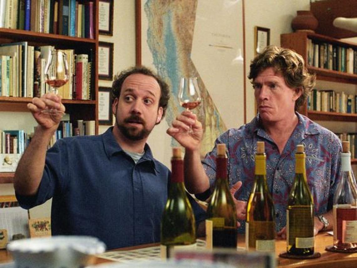 Il mondo del vino visto dal cinema
