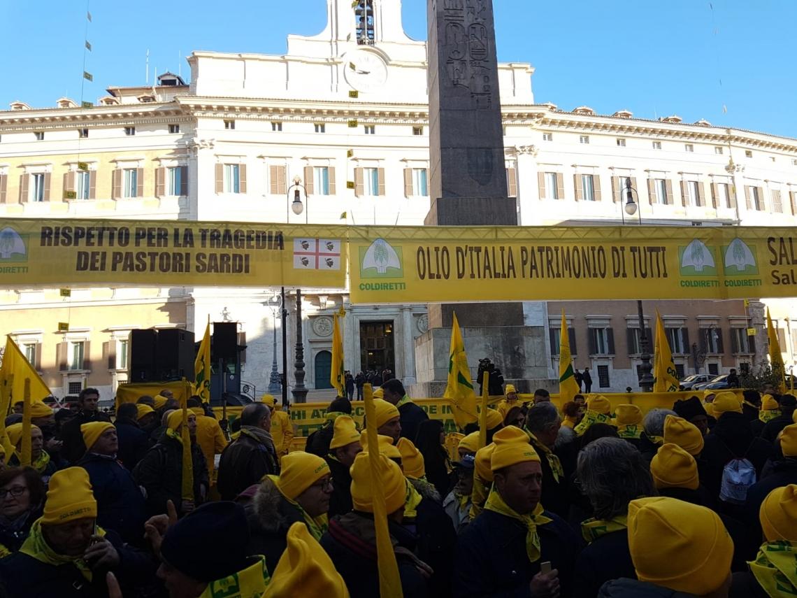 Coldiretti vuole subito il piano Salva Olio Made in Italy