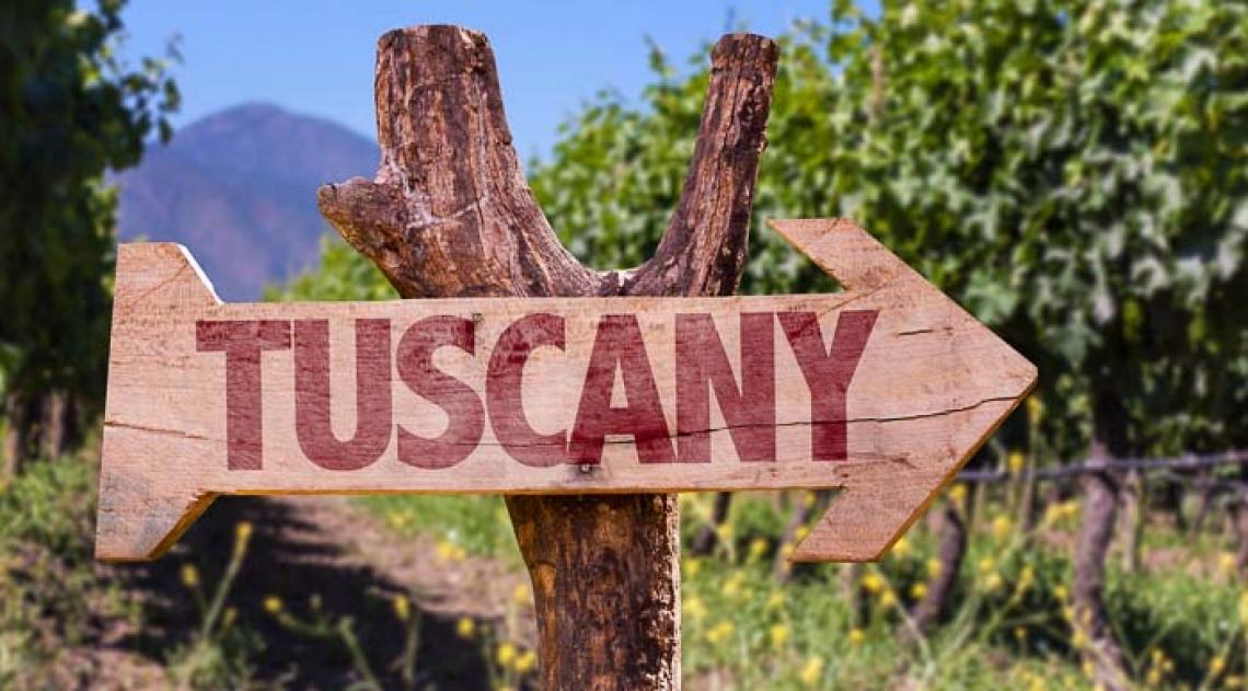 Metà del vino toscano a denominazione d'origine va all'estero