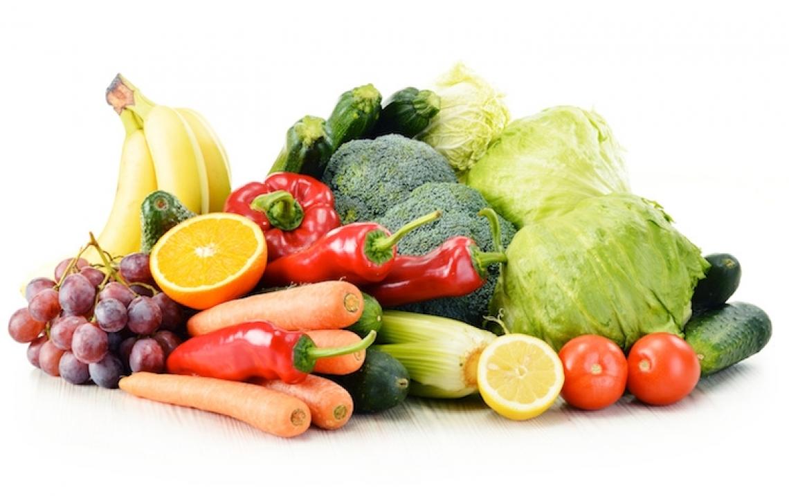 Troppi multiresiduo nella frutta e verdura, prodotti italiani più sicuri