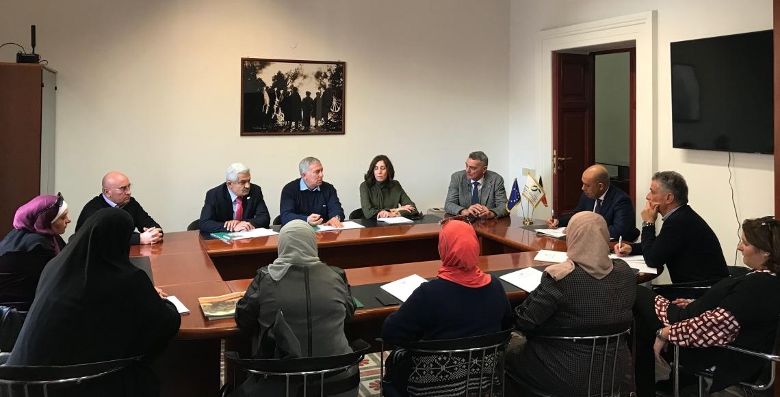 I produttori olivicoli di Italia e Giordania siglano un'intesa  a favore dell'olio di oliva di qualità