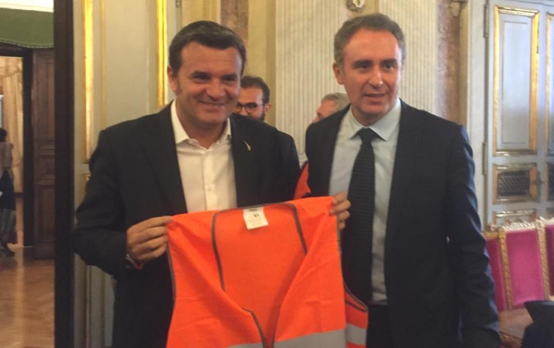 Il Ministro Centinaio in visita in Puglia, ma solo a decreti approvati
