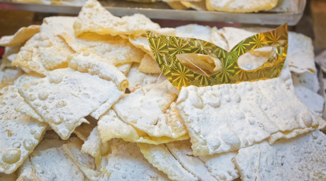 Frappe e lasagne i piatti tipici di Carnevale preferiti dagli italiani