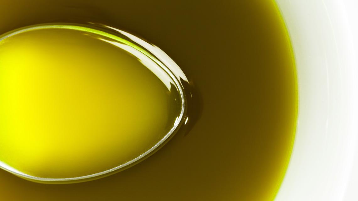 Perchè un olio extra vergine d'oliva congela e  un altro no