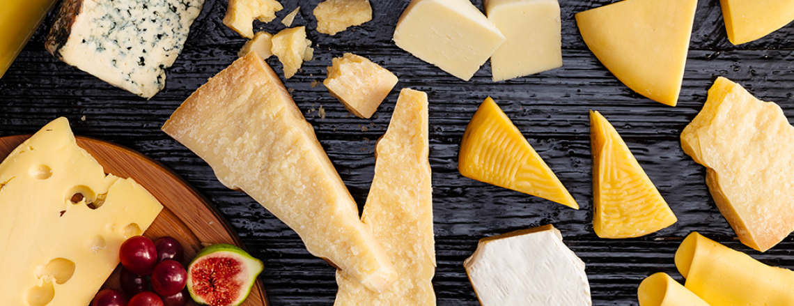 Ottime performance per l'export dei formaggi italiani nel mondo