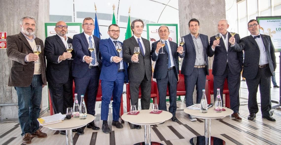 Vendemmia da record e qualità al top, 2018 d'oro per i vini lombardi