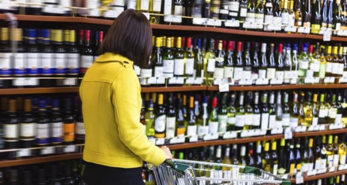 Il vino si vende soprattutto in Grande Distribuzione