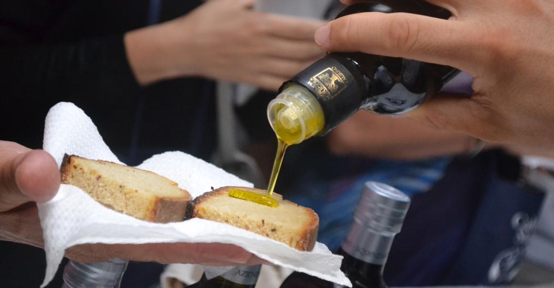 Oli extra vergini di oliva in festa a Bari per ABC Olio