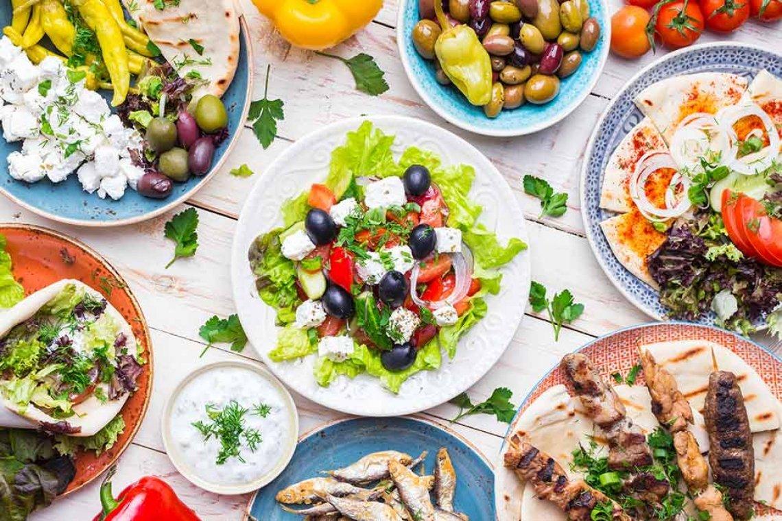 I tesori della Grecia agroalimentare, dal pesce all'olio extra vergine d'oliva