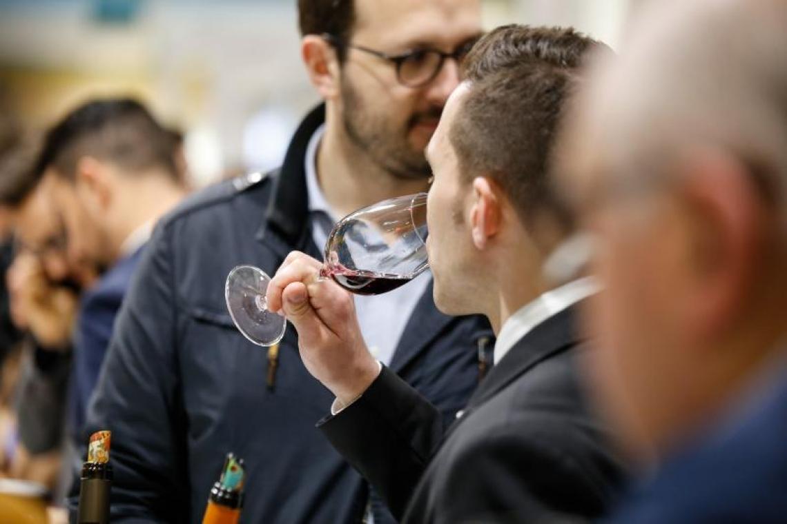 I consumi di vino in Italia valgono 14,3 miliardi di euro