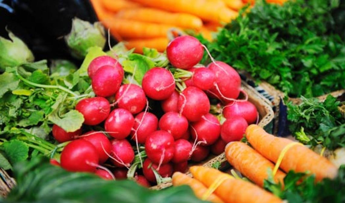 Bilancia commerciale in pari per le derrate agricole in Europa