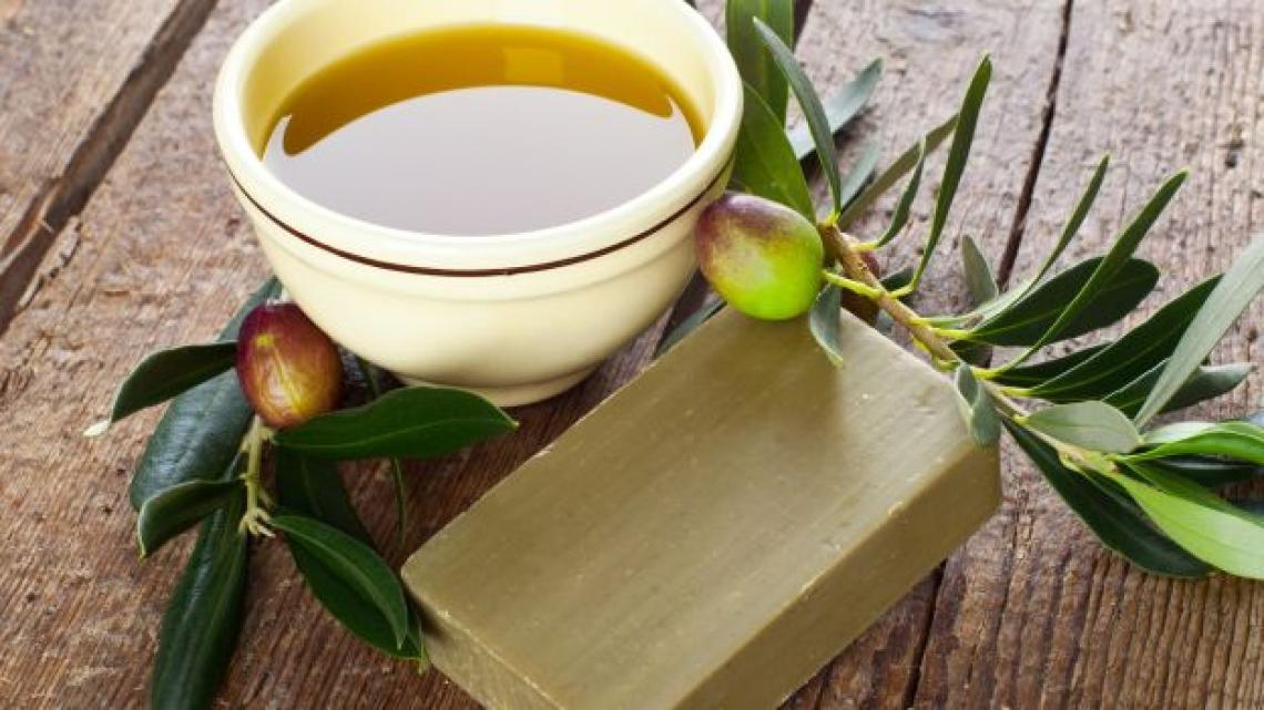Il sapone d'olio d'oliva, inventato dai Sumeri