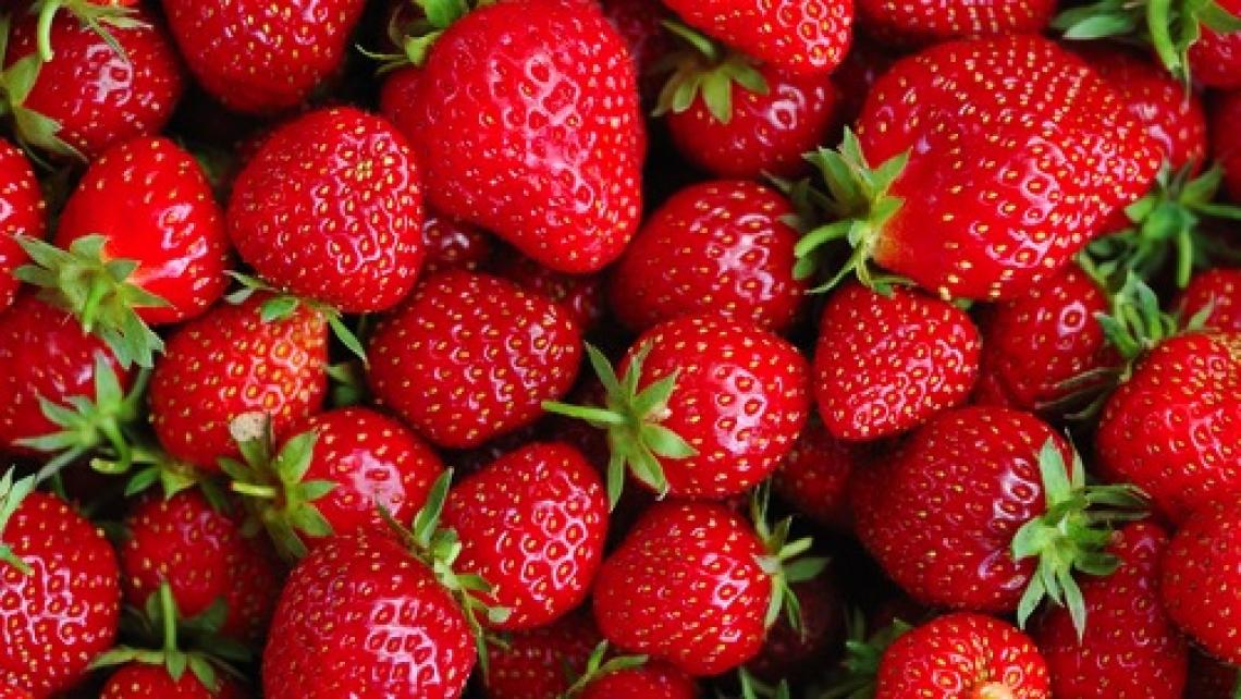 Ora la ricerca punta a migliorare il gusto delle fragole