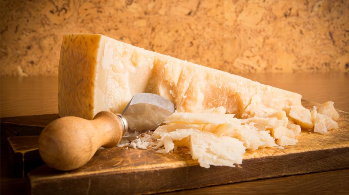 I mille usi del Parmigiano, dagli antipasti fino ai dessert