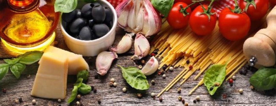 La Dieta Mediterranea è l'ideale per tenersi in forma