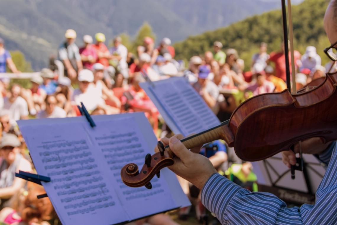 Tra vette ed alpeggi torna Musica in quota