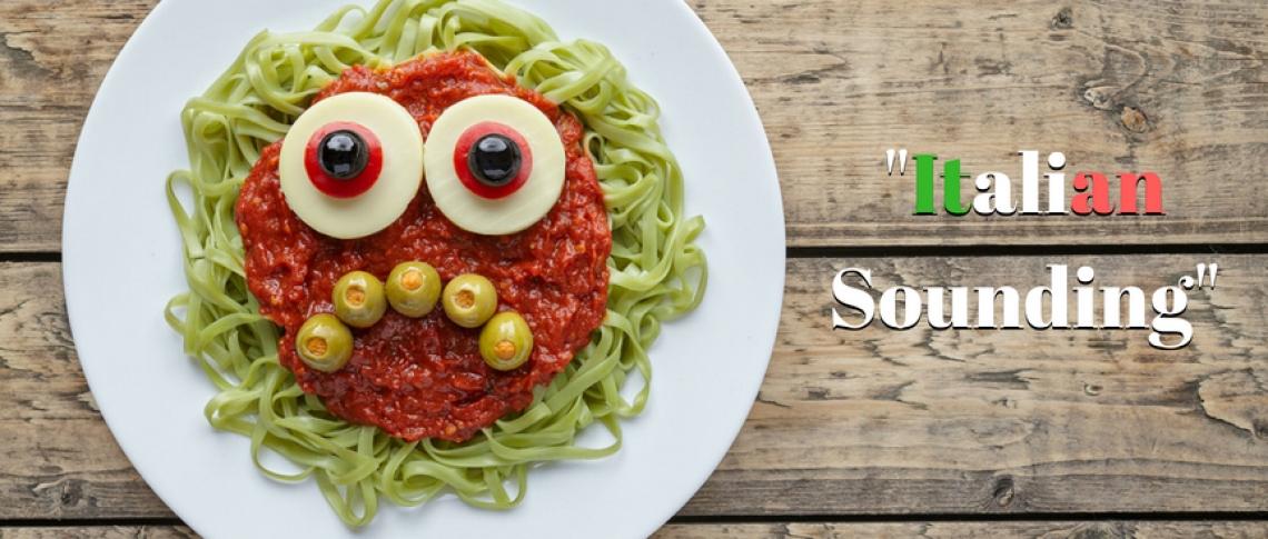Il falso cibo made in Italy nel mondo vale 100 miliardi di euro