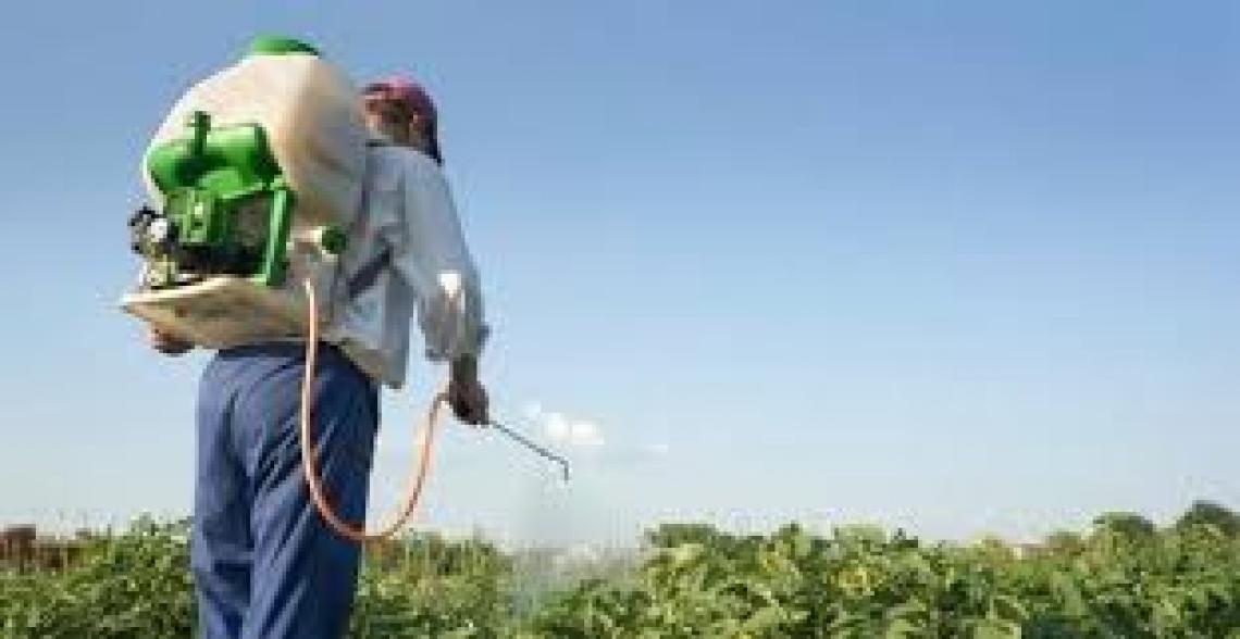 Una marcia contro i pesticidi il 19 maggio