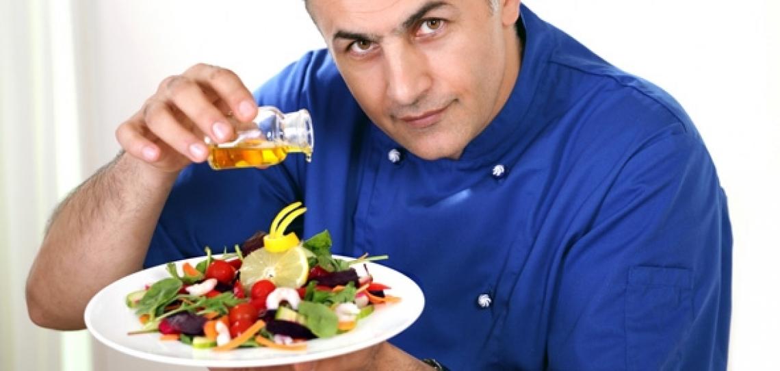 L'accoppiata chef-olio è la migliore pubblicità all'extra vergine d'oliva di qualità