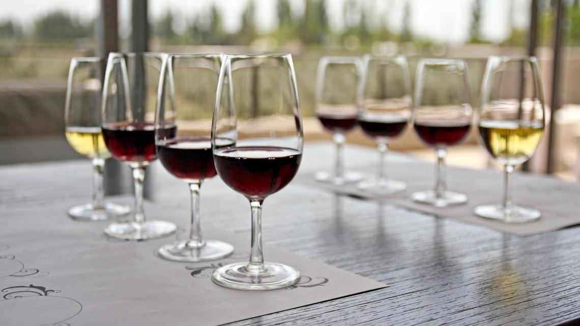 L'astringenza di un vino non dipende solo dai tannini