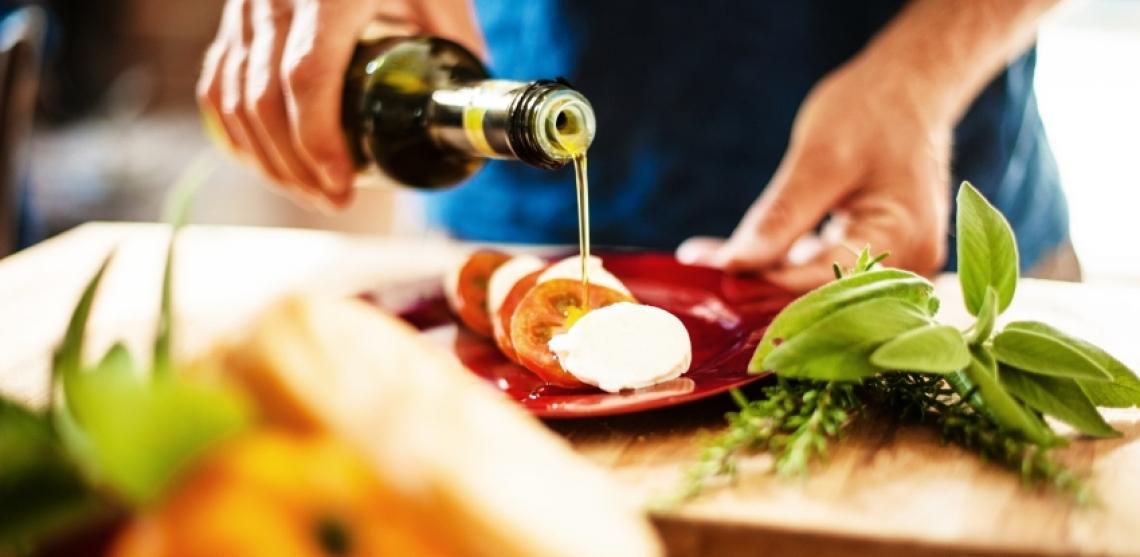 Gli chef della Prova del Cuoco a Firenze in nome dell'olio extra vergine d'oliva
